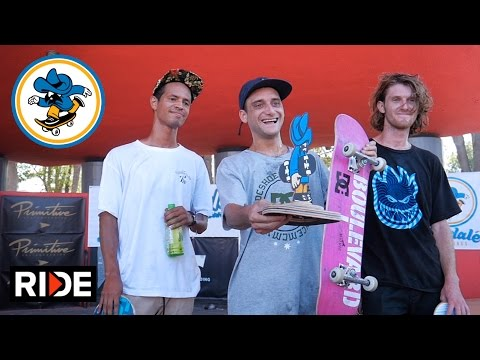 Carlos Iqui, Kelly Hart, and More - Wheelie Dope Finals