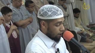 ما تيسر من سورتي النساء والمائدة / عبد الواحد بومان / تراويح سلا HD