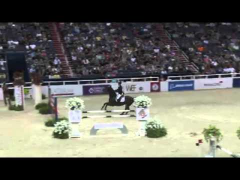 Video of HH CARLOS Z ridden by McLAIN WARD from ShowNet!