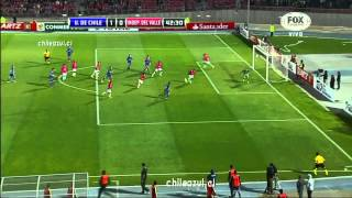 U De Chile 1 vs Independiente Del Valle 1 - Copa Sudamericana 2013 (Fox Sports HD)