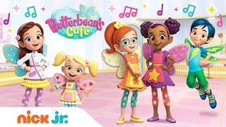 Butterbean's Café 🍰 'Let's Get Cooking' Music Video 🎤 | New Animated Cooking Series | Nick Jr.