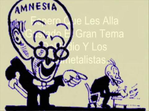 Indio Solari- Amnesia