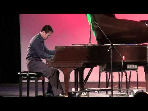 Ginastera: Sonata No. 1, Op. 22, 4th movement - Ruvido e ostinao