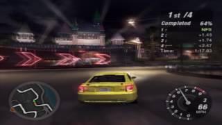 Need for Speed: Underground 2 Gameplay Walkthrough - Toyota Celica Sprint Test Drive