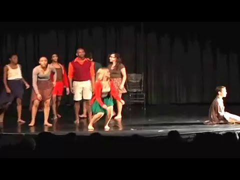 Nashville School of the Arts Dance