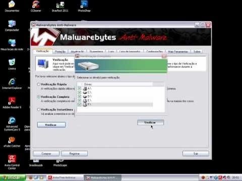 Como Remover do PC, Trojans, Malwares e Virus - AC Video Aulas