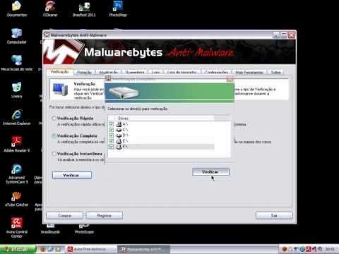 Como Remover do PC, Trojans, Malwares e Virus - AC Video Aulas