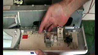 Hotpoint control module configuration for selfix
