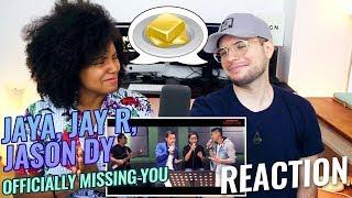 Download Lagu Jaya, Jay R, Jason Dy - Officially Missing You | Artist Lab | REACTION Gratis STAFABAND