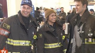 Chicago Fire: Who Was Taylor Kinney's First Celebrity Crush?