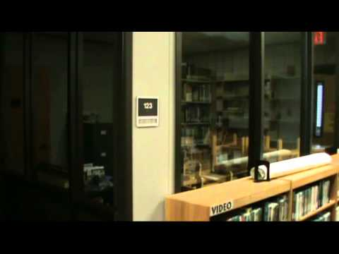 Short Library Tour - Sampson Community College