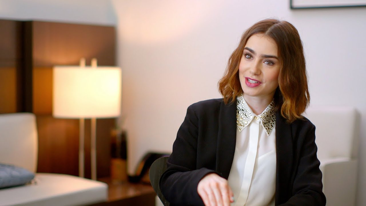 Lily Collins Kids Lily Collins | Being The