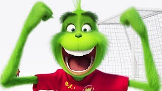 "THE GRINCH ""Football World Cup"" TV Spot Trailer (Funny 2018) Animated Movie HD"