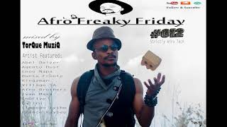 AFF #012 (Strictly Afro Tech) - Mixed by TorQue MuziQ