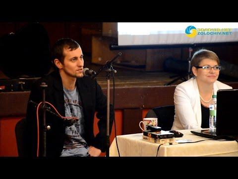 Золочівські фестини НАШІ: зустріч із Дмитром Каршневичем