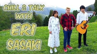 The most relaxed interview ever made with Eri Sasaki