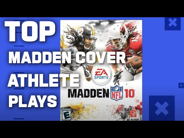 Top 10 plays from Former 39Madden39 Cover Stars
