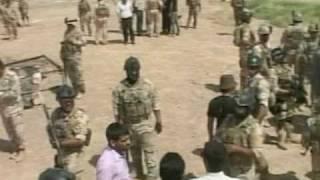 Raid on Refugee Camp in Iraq Raises Questions
