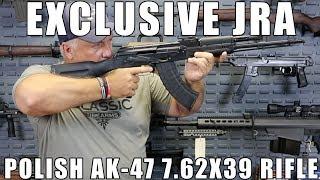 Classic Firearms Exclusive JRA Polish AK-47
