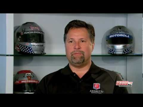 Michael Andretti on the Road to Indy