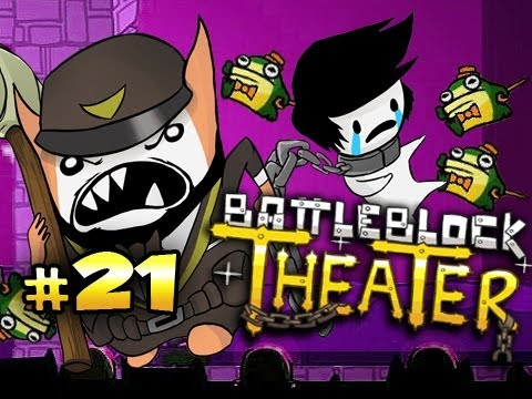 MADE A MISTAKE - Battleblock Theater w/Nova & Immortal Ep.21