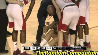 Women Sports Injury Compilation Part 44