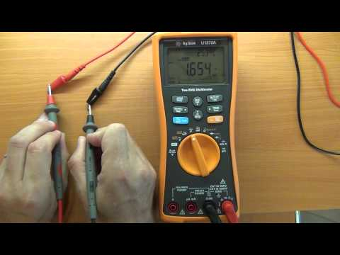 Multimeter review / buyers guide: Agilent U1272A data logging multimeter
