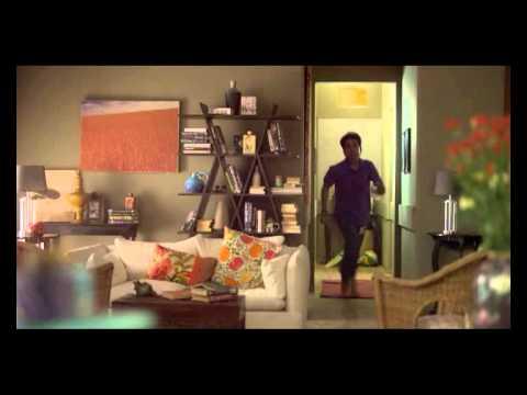 Tata Docomo's 'open Up' Campaign (lizard) video