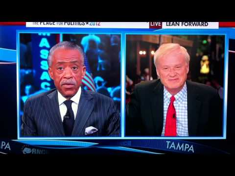 Chris Matthews takes on Sharpton, Shultz, and Dewitt defending Jeb Bush on education