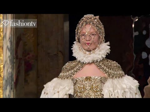 Alexander McQueen Fall/Winter 2013-14 | Paris Fashion Week PFW | FashionTV