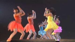 ℃-ute 『まっさらブルージーンズ』 (Live Version@さいたまスーパーアリーナ)