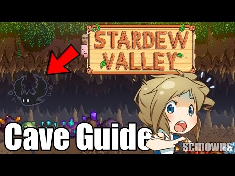 The Mines of Stardew Valley - GUIDE (Mining and Levels)