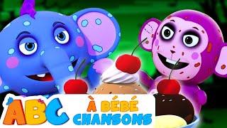 La Chanson Amusante De La Glace   Comptines Et Chansons   À Bébé Chanson