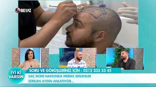 BEYAZ TV Y K VARSIN SA EKM KORDNATR SERKAN AYDIN 2