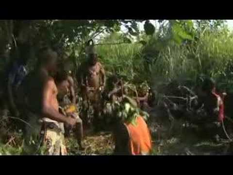 "Trailer for the acclaimed documentary ""Congo River, Beyond Darkness"", by Thierry Michel. Check out this fantastic movie at: http://congo-river.com/"
