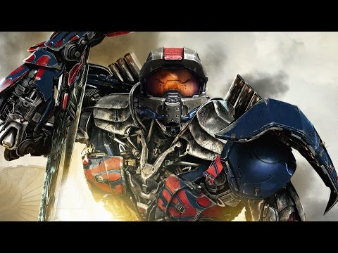 Halo | Transformers: Age of Extinction * Ultimate Fan Trailer Mashup * HD (720p)