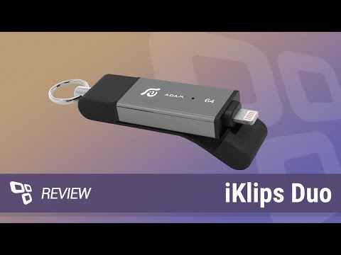 Conheça o iKlips Duo, um pendrive para os seus dispositivos Apple