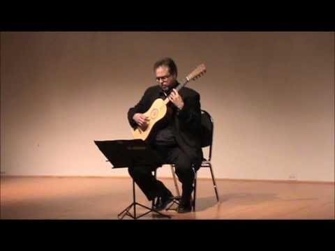 Corbetta Suite - Jeffrey McFadden Baroque Guitar