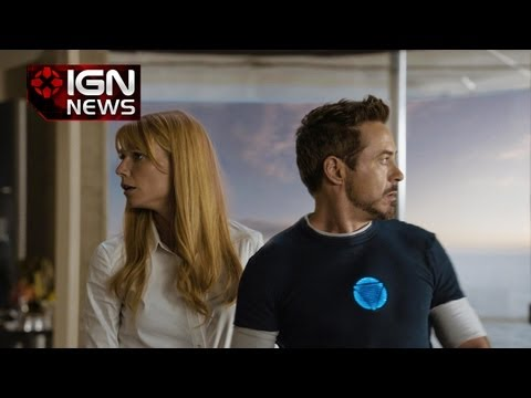 IGN News - Did You Notice the Fake RDJ in Iron Man 3?