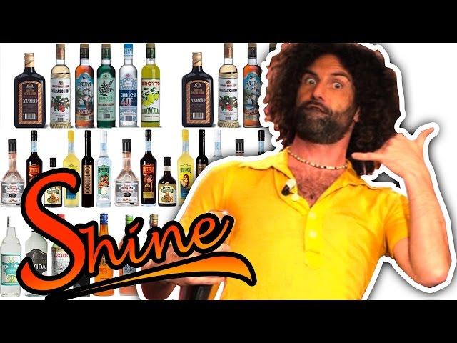 Shine il barman di Zelig - L'origine dei liquori