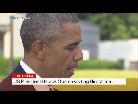 US President Barack Obama visits Hiroshima, Sandra Gathmann reports