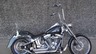 2005 Harley-Davidson Softail Standard FXSTI For Sale