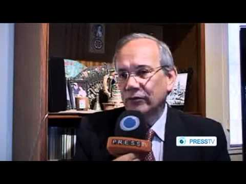 Interview on US Economic Sanctions against Argentina - 28March2012 - PressTV Iran.