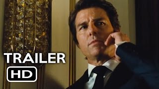 Mission Impossible 5: Rogue Nation Trailer 2 (2015) Tom Cruise Action Movie HD