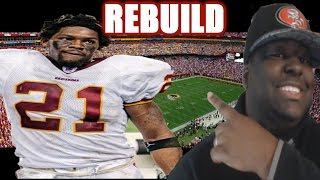 GREATEST SECONDARY EVER!? REDSKINS FRANCHISE REBUILD ESPN NFL 2K5