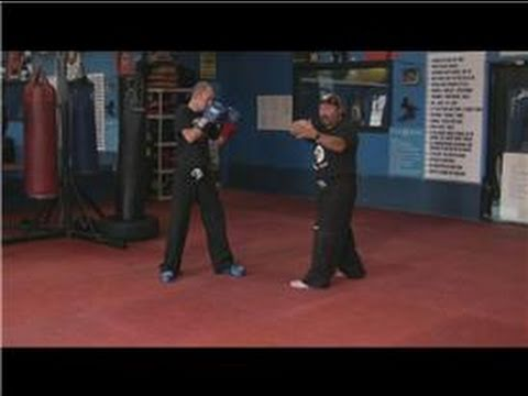 Kickboxing : Kickboxing Punch Combinations Image 1