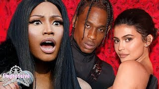 Nicki Minaj lashes out at Kylie Jenner, Travis Scott, and Spotify for her disappointing album sales