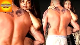 Deepika Padukone And Vin Diesel Latest Picture   xXx: The Return of Xander Cage   Bollywood Asia