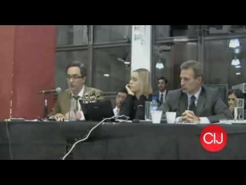 Lesa humanidad: piden prisi�n perpetua para tres acusados en el juicio oral en San Juan