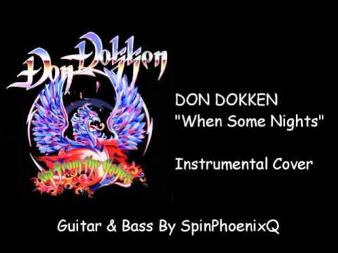Don Dokken - When Some Nights